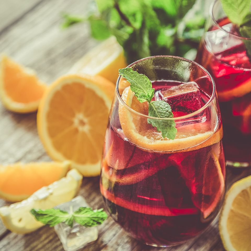 RED PORT SANGRIA