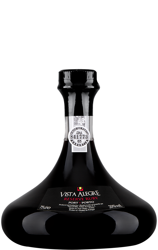 Vista Alegre Reserva Ruby Decanter