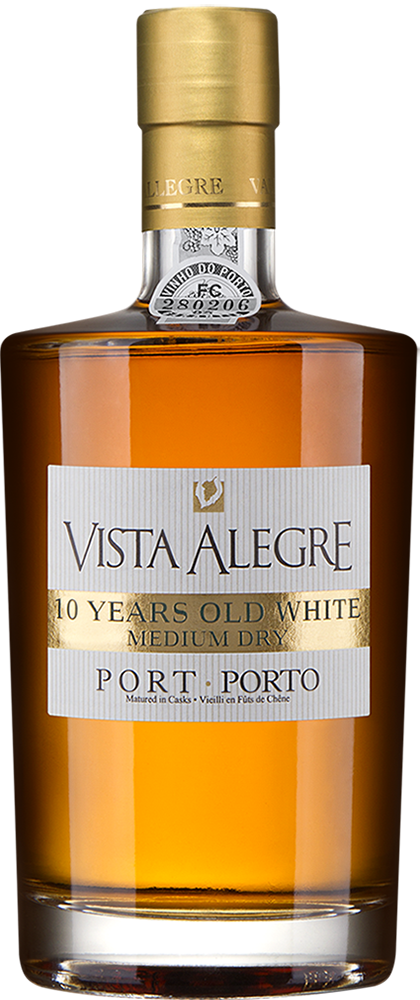 Vista Alegre 10 Anos Old White – Medium Dry