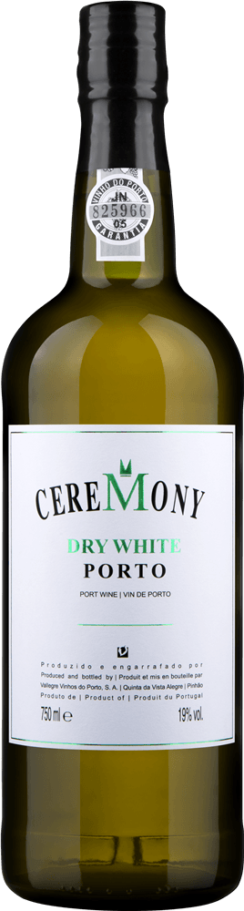 Ceremony Dry  White